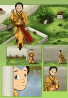 Abandoned Avatar Project Pg 1 by Blooming-Pinguicula