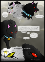 Wolf Song Page 17 by ShroudofShadows