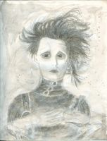 Edward Scissorhands by GaBrIeLlA123