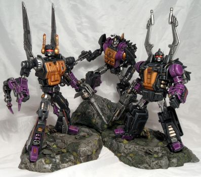 Insecticons by Spurt-Reynolds