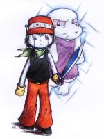 Cave Story - King Blade by yoshiky