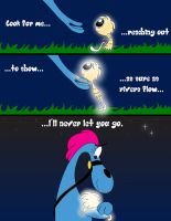 WoY: Candle on the Water by RaltheCommentator