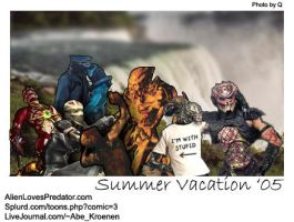 Summer Vacation 2005 by AnarchicQ