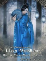 Elven Woodlands Backgrounds by Kachinadoll