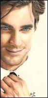 Neal Caffrey by OzVisual