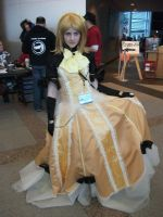 I-CON 31 -09 Rin Daughter Of Evil by IoniaFreak
