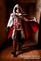 Ezio Auditore by Calendario-Cosplay