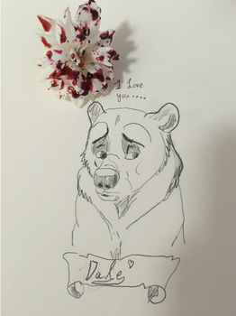 Dale. The spirit bear. The guide. by VeryBambiSwag