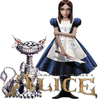 American McGee's Alice Icon by Rich246