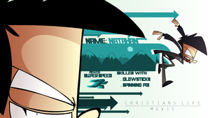 Character Card: Nathan by MikeSouthmoor