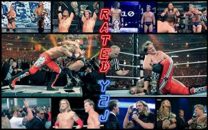 Rated Y2J wallpaper by A-H-D