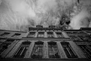 Decay Building by Miisamm