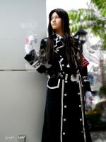 Isaak : Trinity blood by juonkung