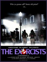The Exorcists (Ghostbusters/Exorcist) by Rabittooth