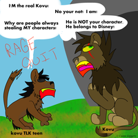 Real Kovu??? by The-Smile-Giver
