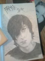 Frank Iero by icecream-please