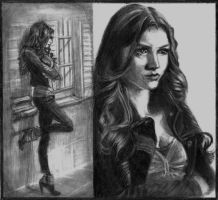 Vampire Diaries Katherine 2 by Catluckey