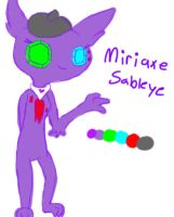 Miriaxe's Color Ref. by Keyruka