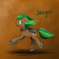 [Commision] OC - Jaeger by Fluka