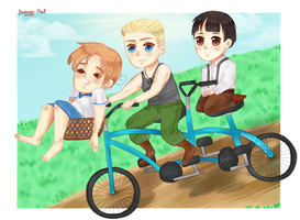 bike dorks.png by banana--boat