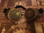 Dragonfly SteamPunk Goggles by NenaPerrill