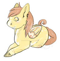 SALE: Pegasus Design #1 by charmingpegasi