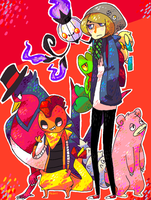 Pokemon Cool Trainer by Koolaid-Girl