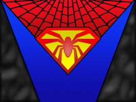 Amalgam Comics- Spider-Boy 01 by veraukoion