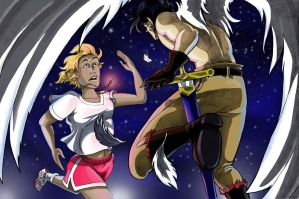ESCAFLOWNE by inneryoung