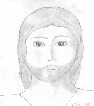 Jesus Christ by SmallBell
