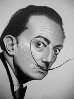 Dali by Zeleinad