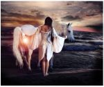Into The Cold by BlackStallionz