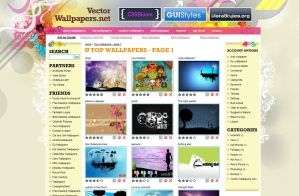 Vector Wallpapers Gallery by guistyles