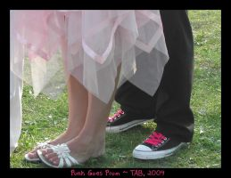 Punk goes Prom by tareeree