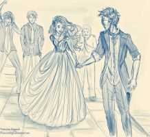 James and lily's wedding 2 by princesscleo91