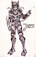 Jazz - humanized by Reliah