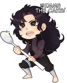 dont give him cake by Ootsutsuki