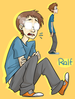 Ralf is not spelled R-A-L-P-H. by Abi-R