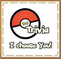 PokeTrivia I choose You! by TrainerEM-Dustin