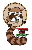 Vision and Venom by Car2nst