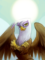 Awesome Gilda by norang94