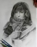 Pencil Drawing_sample by mannyVai
