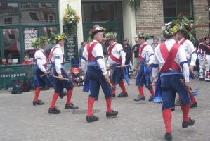 Morris dance 50 by PsychicHexo