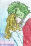 How the Grinch Stole the Christmas Kiss by Inubaki