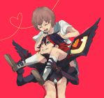 ryuko you're so strong by nilampwns
