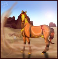 .:Desert King:. by LeadMare1234321