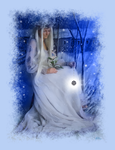 Winter Goddess by The-Pagan-Gallery