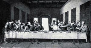 The Last Supper by morad