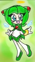 cosmo the seedrian by nails1236