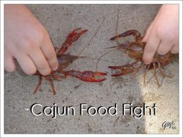 Cajun Food Fight by KajunLens